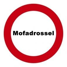 Mofadrossel 25 km/h Yiying YY50QT, YY50QT