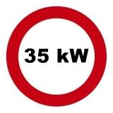 Drosselsatz 35 kW / 48 PS für Kawasaki ER-6n, ER650A
