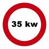 Drosselsatz 35kW/48PS für Honda CBF500, PC39