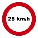 Mofadrossel 25 km/h für Peugeot Speedfight 4 50AC, F1